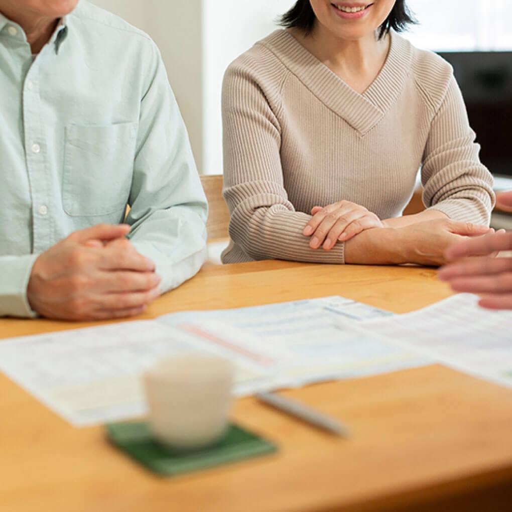 家賃・共益費・⽔道代・修繕費⽤・残置物撤去費⽤や訴訟費⽤まで幅広く保証致します!